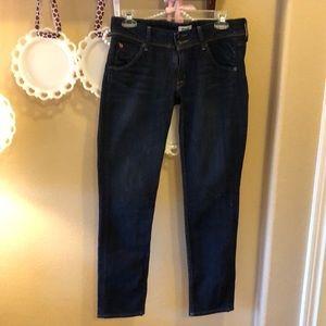EUC Hudson Dark Wash Jeans